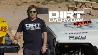 Jeep vs. Jeep - Dirt Every Day Extra. MotorTrend.