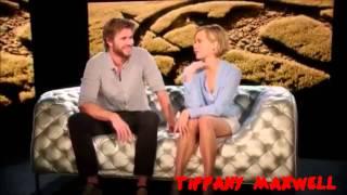 Jennifer Lawrence & Liam Hemsworth - Favourite Moments