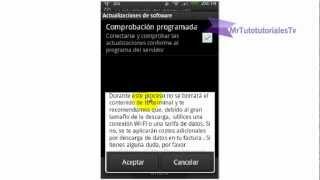 Como Actualizar Android HTC Wlidfre S De La Version 2.3.3