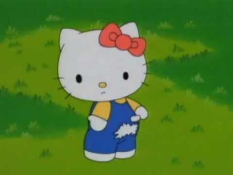 Helo Kiti I Hello Kitty - Pokvareni robot - sinhronizovano