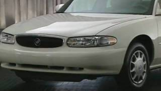 Buick Century (2004) Competitive Comparisons
