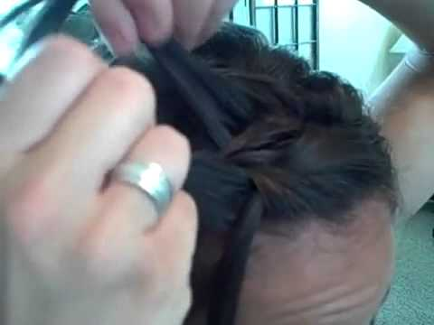 Waterfall Braid   Latest Hairstyles   Hairstyles, Braids and Hair Style Ideas   Adopt a 'Do.flv