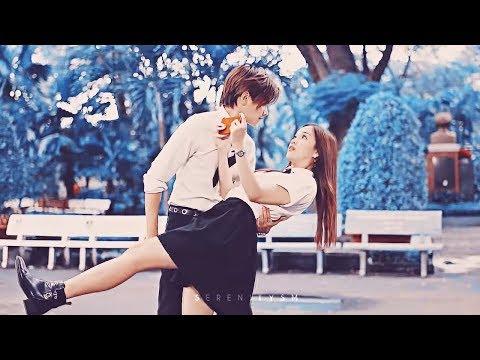 Ishare Tere Remix || Guru Randhawa || Korean Mix || funny love story 2018