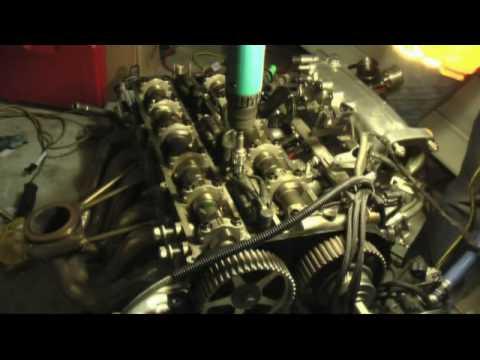 Двигатель 2JZ-GE. Гараж Джефа. Часть 4