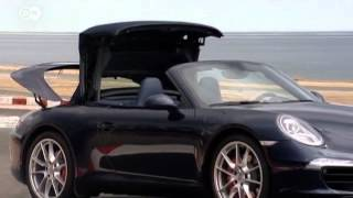 Am Start: Porsche 911 Cabriolet | Motor mobil videos