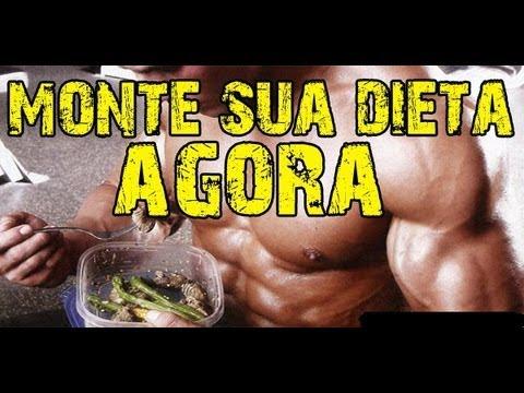Monte sua dieta