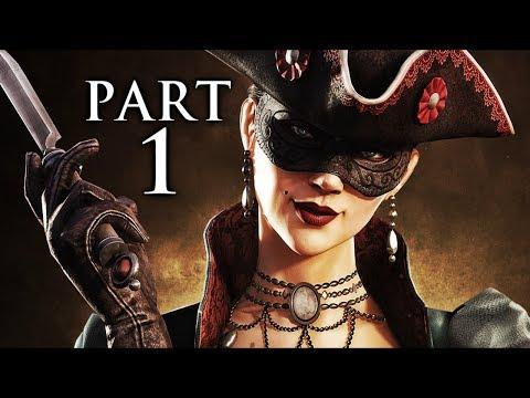 Assassin's Creed 4 Black Flag Gameplay Walkthrough Part 1 - Pirates (AC4)