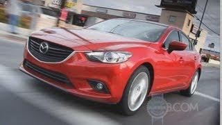 2014 Mazda6 Review Kelley Blue Book