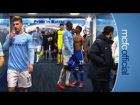 TUNNEL CAM | City 0-1 Chelsea