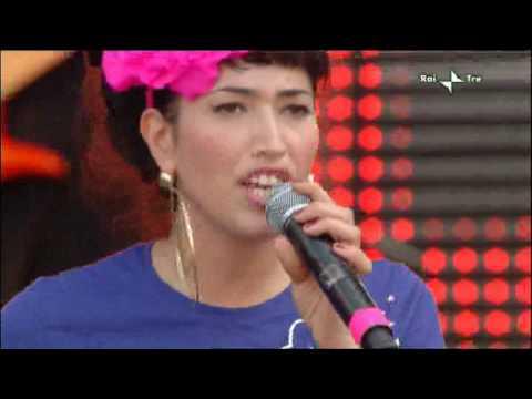 Nina Zilli - L'Uomo Che Amava Le Donne - Concerto primo maggio 2010