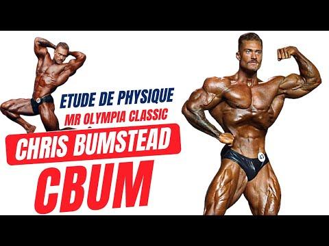 Etude de Physique : 2 X Mr Olympia Chris Bumstead