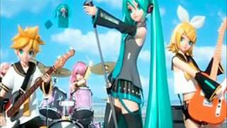 Kocchi Muite Baby (Look This Way Baby) Hatsune Miku
