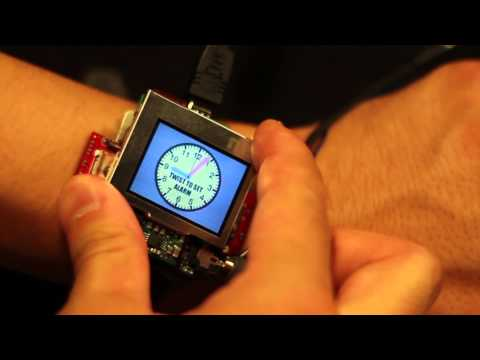 Thumbnail of video Expanding the Input Expressivity of Smartwatches with Mechanical Pan, Twist, Tilt, and Click