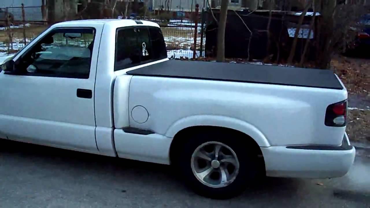 1997 Gmc S10 Sonoma V8 Tune Port Stepside Pickup  Sold