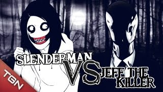 SLENDERMAN VS JEFF THE KILLER