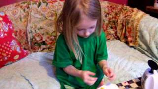 Maggie's Craft Tutorials: How To Make Clay People, Part 1