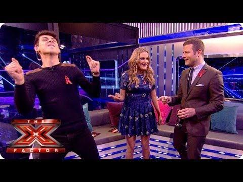 Dermot O'Leary: 'That was the best sing-off I've seen' - Live Week 8 - The Xtra Factor 2013