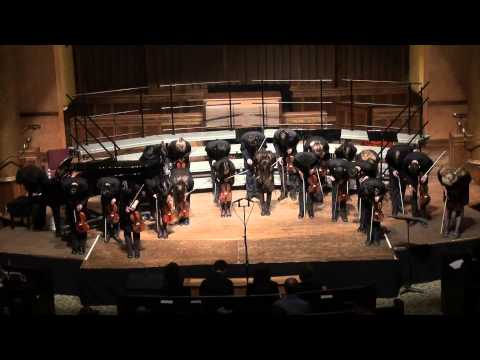 Violins and Voices Concert - 1st half Performed by Stellae Boreales Violin Ensemble