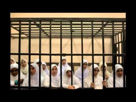 Female Activists Arrested In Egypt