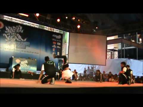 BOTY South Asia 2011 - One Piece UD Town (Thailand)