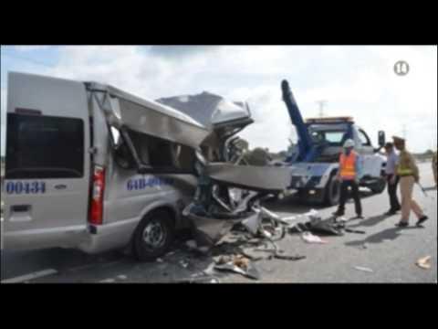 VTC14_Vụ tai nạn trên cao tốc TP HCM - Trung Lương: Nguyên nhân do tài xế ngủ gật