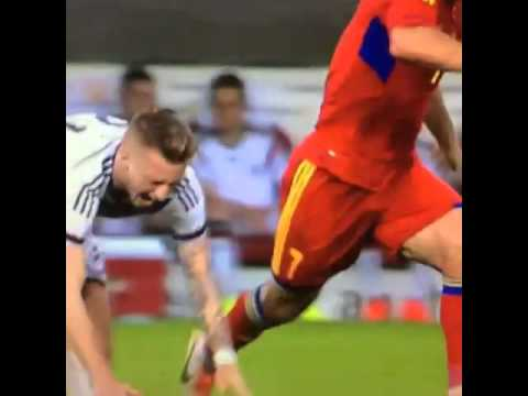 Marco Reus Injury vs Armenia