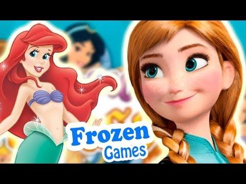 Disney frozen game - Frozen full game movie elsa Disney frozen Disney princess