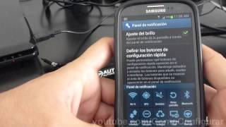 Como Configurar Brillo En Samsung Galaxy S3 Español