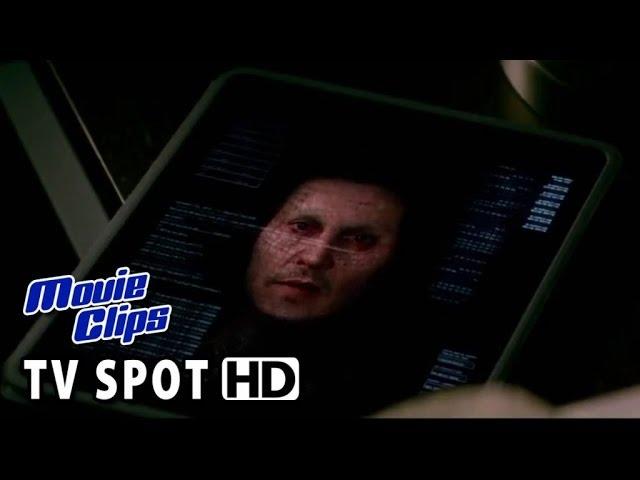 Transcendence International TV SPOT 1 (2014) - Johnny Depp Movie HD