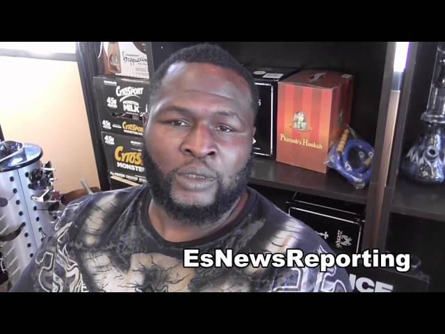 JAMES TONEY i will destroy Deontay Wilder EsNews Boxing