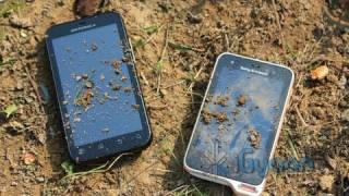 Motorola Defy Plus Vs Sony Ericsson Xperia Active : Battle