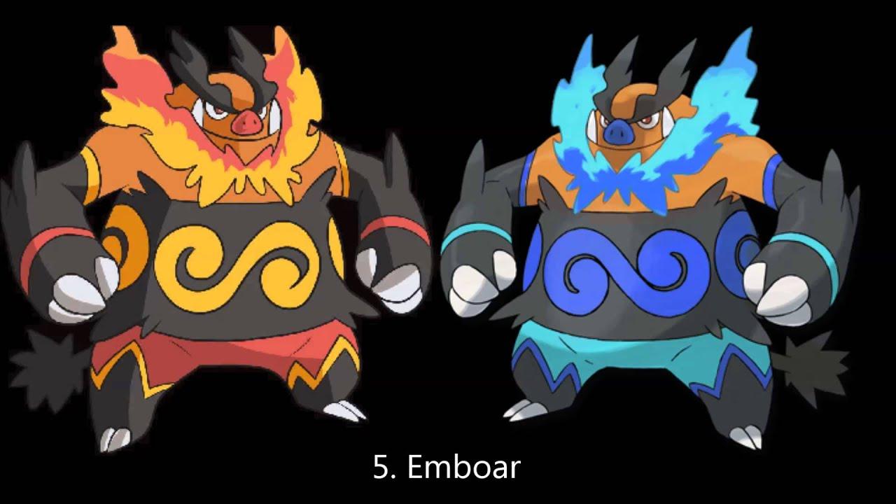 coolest shiny pokemon x