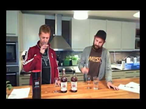 GlenFarclas och In Flames Whisky del 1.wmv