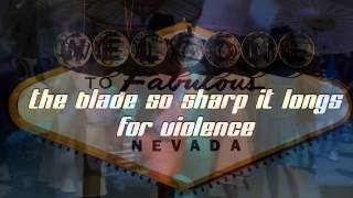 GENERATION KILL - Vegas (LYRIC VIDEO)