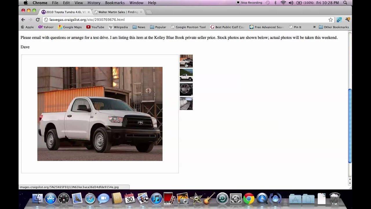Craigslist Las Vegas Cars and Trucks - Ford F150 Popular ...