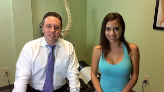 WARNING:An Amazingly Loud Back Crack And Chiropractic Adjustment By Raleigh NC Chiropractor