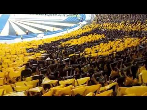 DFB-Pokal Borussia Dortmund 0:2 Bayern München [Stimmung|Choreo]