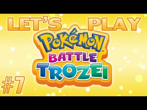 Let's Play Pokemon Battle Trozei [Stream 7 - Espeon, Time, & Space!]