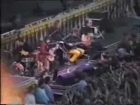 Bon Jovi (July 19th, 1996) Olympic Stadium, Helsinki FINLAND (VIDEO - Full show)