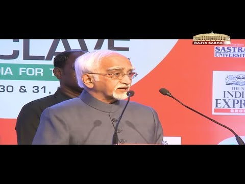 Shri M Hamid Ansari's speech at the THINKEDU Conclave on 'The Path to Holistic Education', Chennai