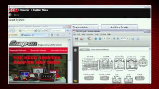 Snap-on VERUS® PRO DIAGNOSTIC AND INFORMATION SYSTEM