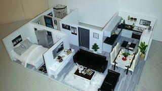 Cómo hacer una casa en miniatura