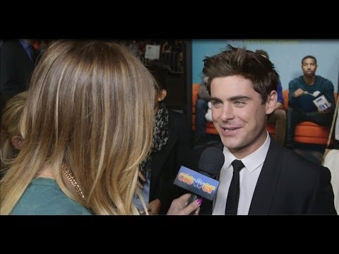 How Zac Efron Gets Romantic & Escapes Awkward Situations - Cast Interviews!