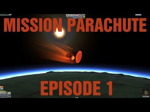 Mission Prachute Kerbal Space Programme (EPISODE 1)