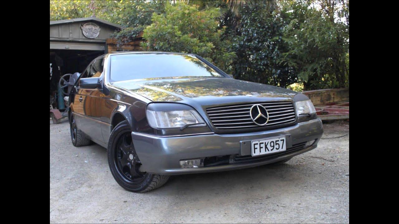 1995 mercedes s600 v12 horsepower for Mercedes benz v12 price