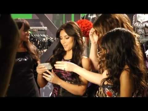 BTS Kardashian Kollection Sears Commercial 2011