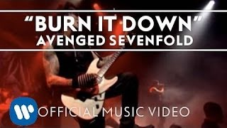 Avenged Sevenfold - Burn It Down