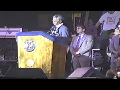 """Nelson Mandela"" a man of Peace but a Freedom Fighter R.I.P. video by Jose Rivera 12:5:13"