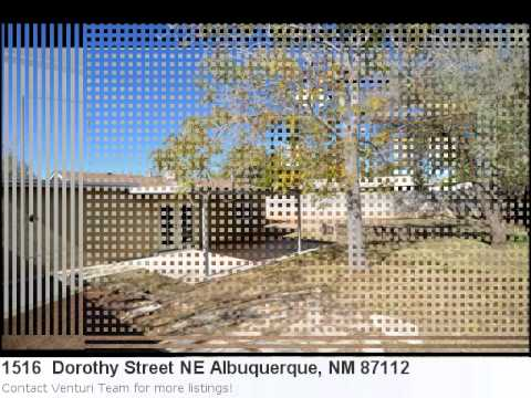 Cute Home Now Listed In Albuquerque