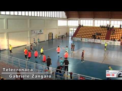 Serie A2, Odissea - Futsal Isola 1-6 (14/03/15)
